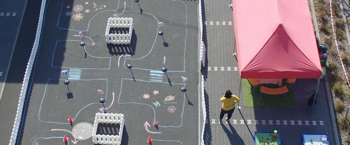 Kostenloser Verkehrserziehungsparcours für Kinderam Sonntag, den 30.09.2017